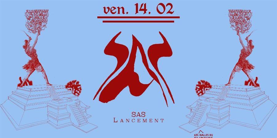 SAS : lancement  - Taverne Gutenberg