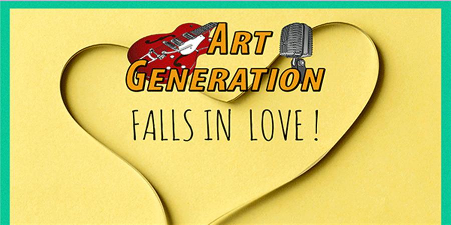 Art Generation Falls in Love ! - Art Generation