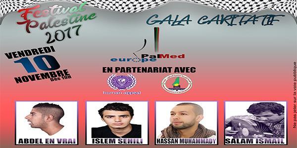 PALMED GALA CARITATIF - Palmed France