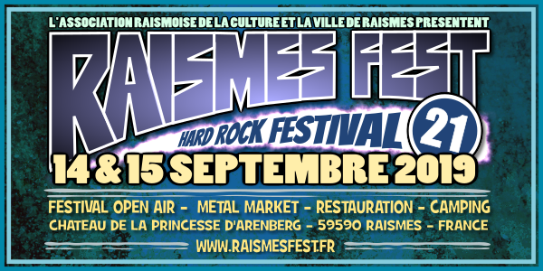Raismes Fest 21 - 2019 - Association Raismoise de la culture