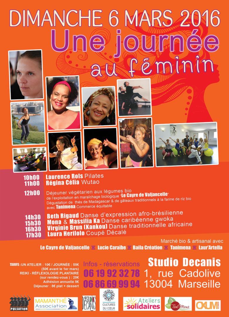 Journée au Féminin - Association Mamanthé