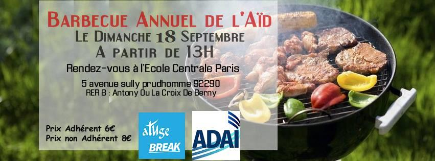 Barbecue Annuel de l'Aïd - ATUGE Break