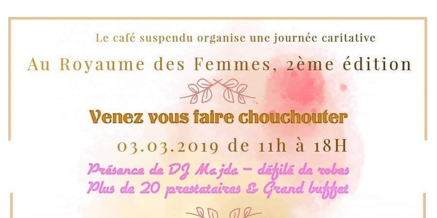Au Royaume de la Femme  - Le Café Suspendu à Nice