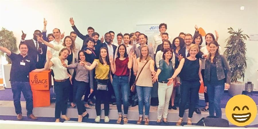 Soirée de découverte de notre association - septembre 2019 - La Jeune Chambre Economique de Nantes