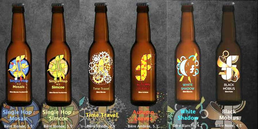 Pour soutenir les Joli(e)s Mômes,  achetez des bières de la Fouillotte! - Compagnie des Joli(e)s Mômes