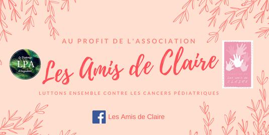 Le Printemps d'Angoulême - Défilé de mode & Cocktail - Les Amis de Claire