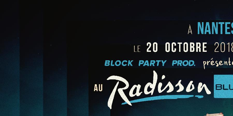 Blu Party - Radisson Blu - Block Party Prod