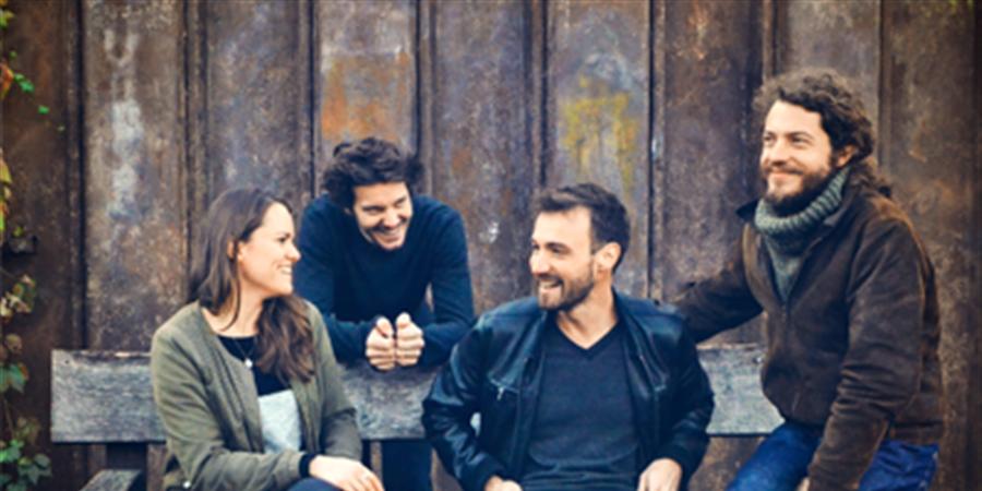 Bôme et Next Quartet - Le verbe figuré
