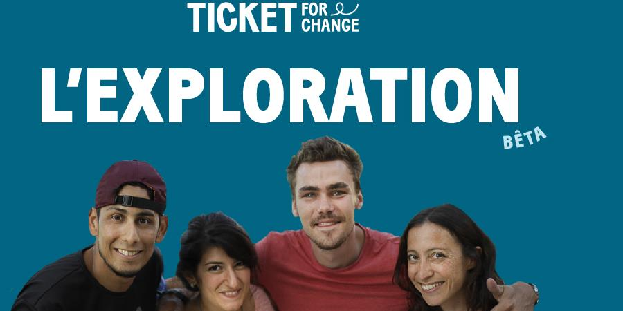 L'Exploration, à Paris - Ticket for Change