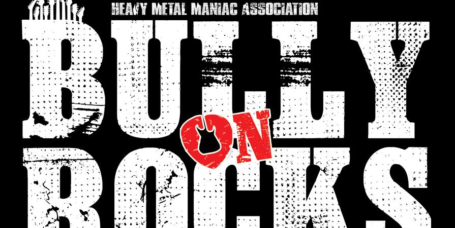 BULLY ON ROCKS  - HEAVY METAL MANIAC ASSOCIATION