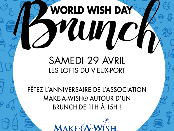 World Wish Brunch - Make-A-Wish France