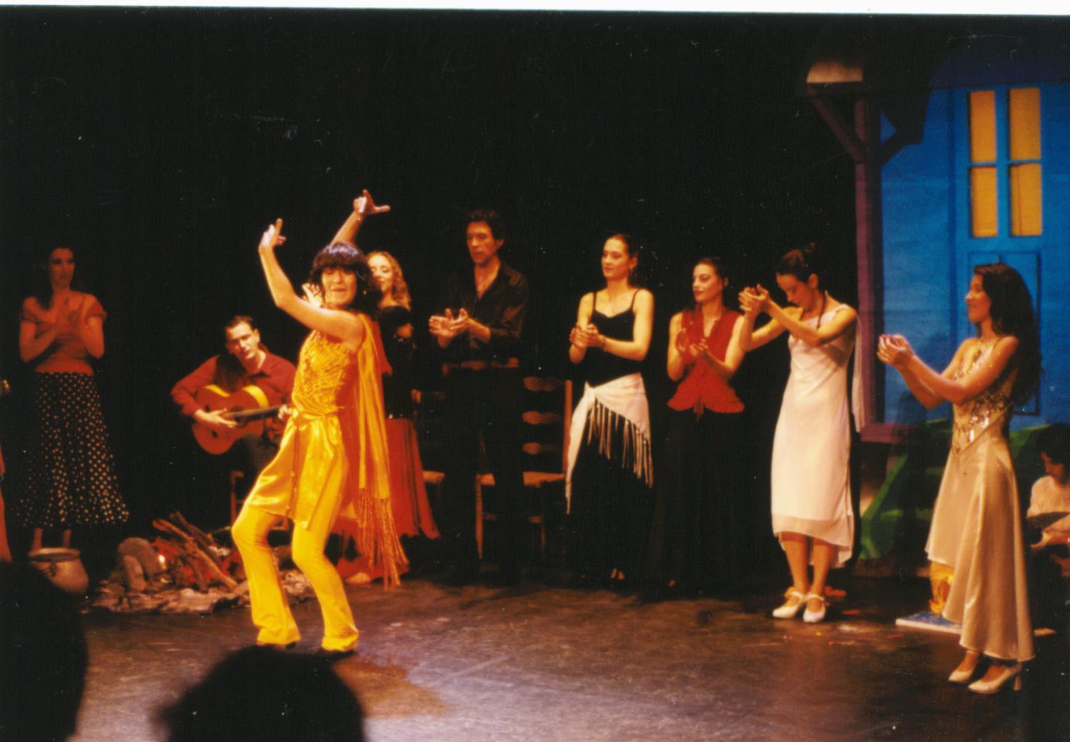 FLAMENCO - alegria-flamenco association