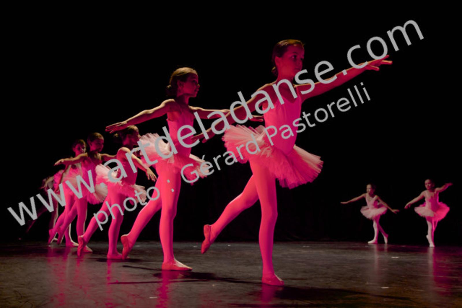 Danse classique cycle 1B - Art de la danse, Gym et Loisirs