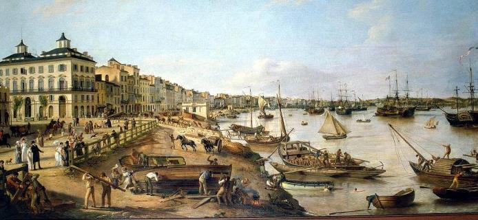Conférence // Bordeaux et le commerce maritime avec les Indes  - Tout Art Faire