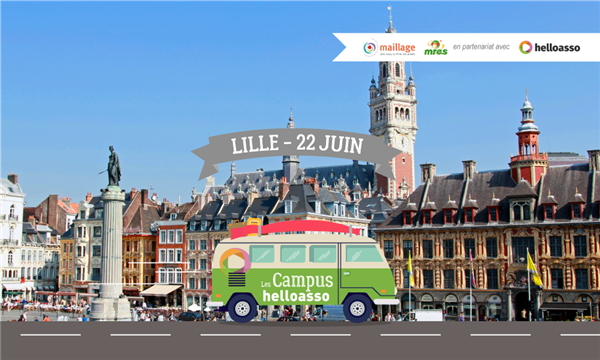 Campus HelloAsso de Lille - Campus HelloAsso