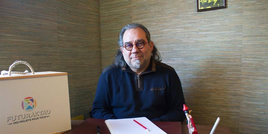 Conférence interactive Michel YACGER - ASSOCIATION CENTRE SOCIAL DU CHEMILLOIS