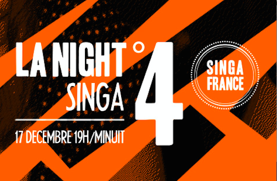 La SINGA Night #4 - Singa France