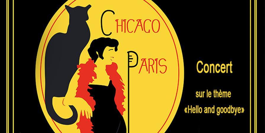 Concert : Chicago Paris Cabaret connexion - Société littéraire de La Poste
