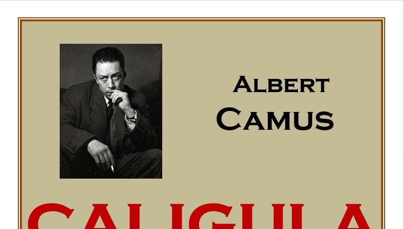 CAMUS / CALIGULA - L'Astrolabe 44