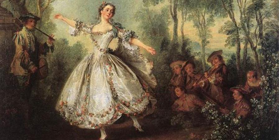 Stage de danse baroque - Les Musiciens de Cythère