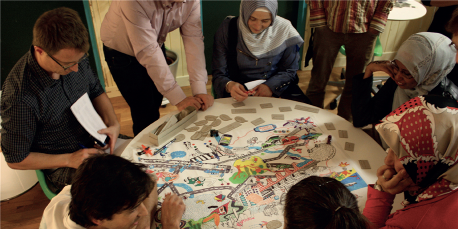 Inclusion : médiation des sciences pour et avec les groupes marginalisés - Association TRACES