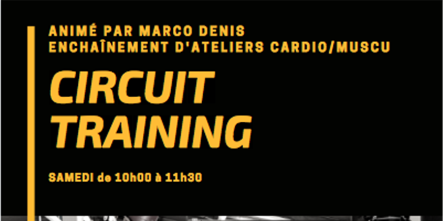 CIRCUIT TRAINING  - Boxer Inside Club