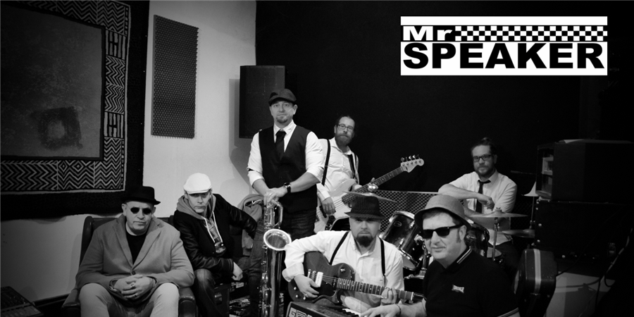 Mr Speaker + Woods Skankers - Art En Sort