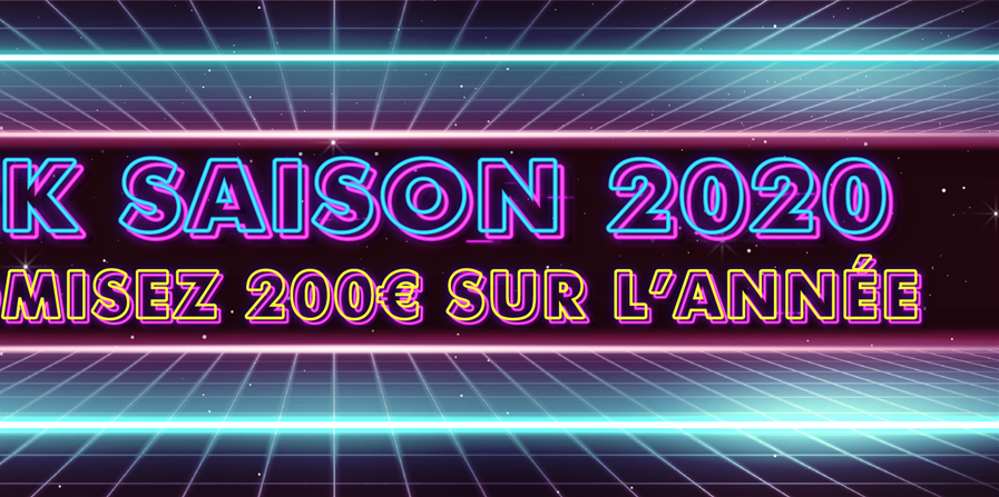 PACK SAISON 2020 - GENTLEMEN DRIVERS