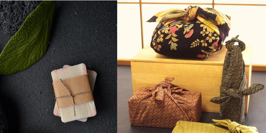 Atelier faire soi-même : savon par SAF et emballages-cadeau Furoshiki COMPLET - Zéro Déchet Lyon