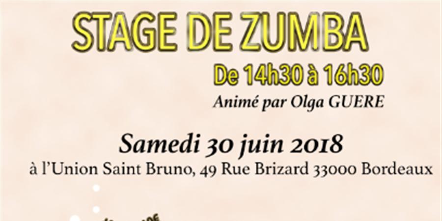 Stage Zumba - Comité Départemental Gironde FSCF