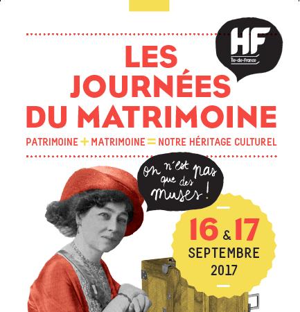 Les DAMES du TRAM : Parcours Urbain du Matrimoine HF Ile-de-France - HF Île-de-France