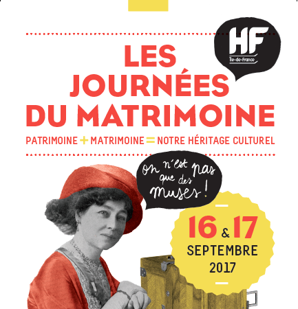 La Pionnière  Alice Guy: Parcours Urbain du Matrimoine HF Ile-de-France - HF Île-de-France