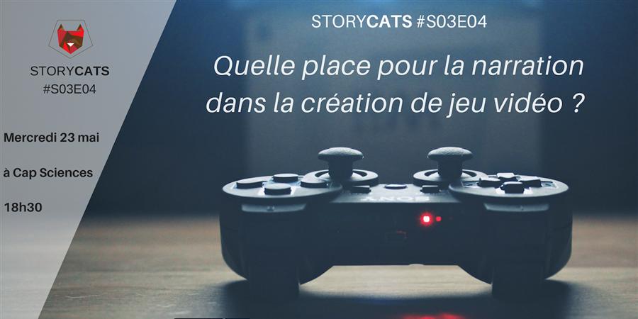 STORYCATS S03E04 - Le CATS