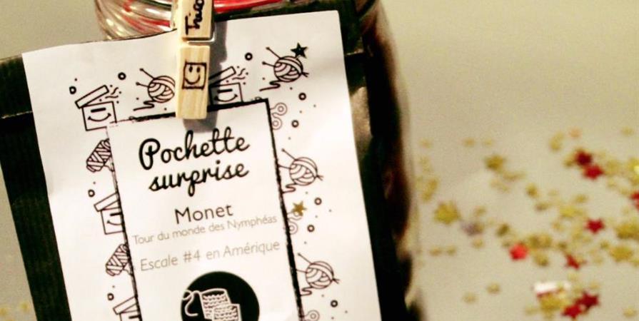 """Pochette surprise """"Monet' ! - Citémômes"""