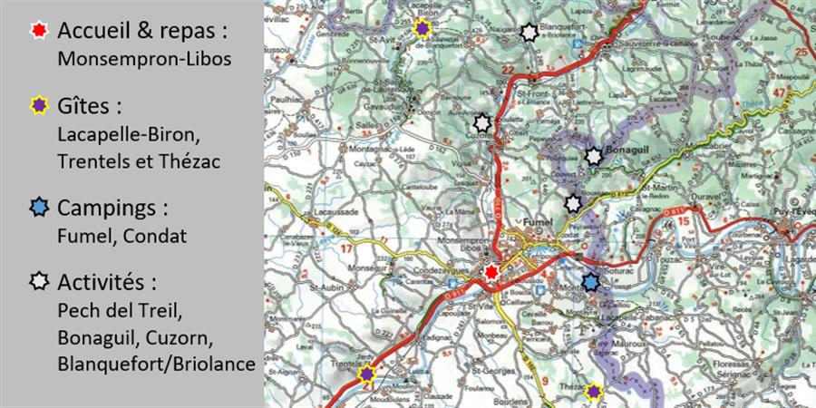 Journées Aliénor septembre 2019 à Fumel (Lot-et-Garonne) - Comité Spéléologique Régional de Nouvelle-Aquitaine