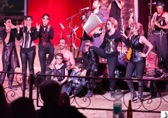 Spectacle Equestre Musical - Galop Embarqué - Caval'scene
