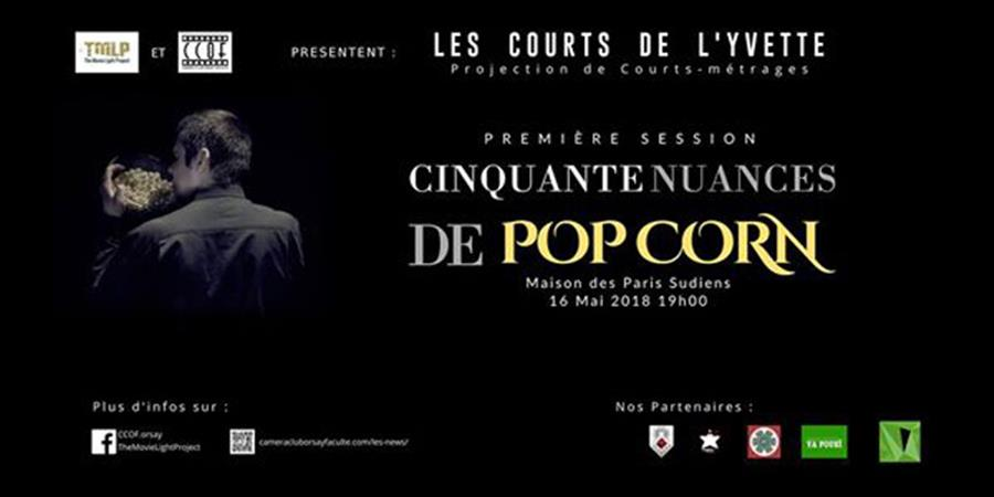 """Le CCOF présente : """"Les Courts de l'Yvette #1"""" x TMLP - TMLP Ciné Xanadu"""
