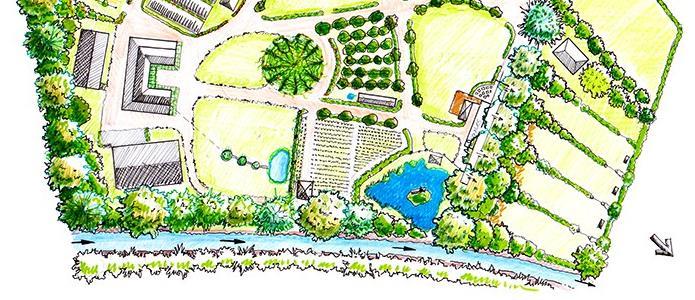 PDC OCT-NOV19 Cours de Design en Permaculture - la foret nourriciere