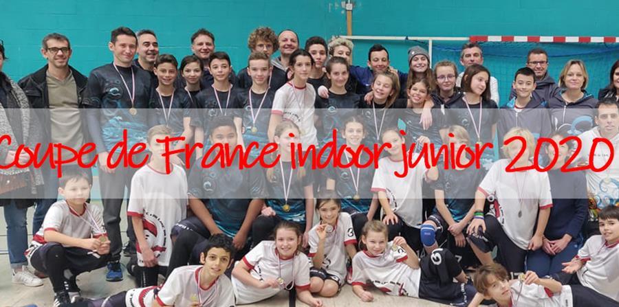 Coupe de France Junior Indoor 2020 - Tsunami du Loing