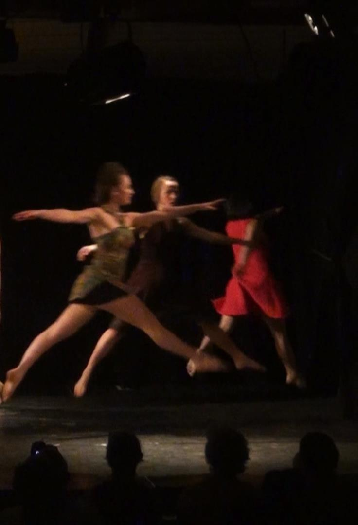 Danse moderne - Association Lumy 8