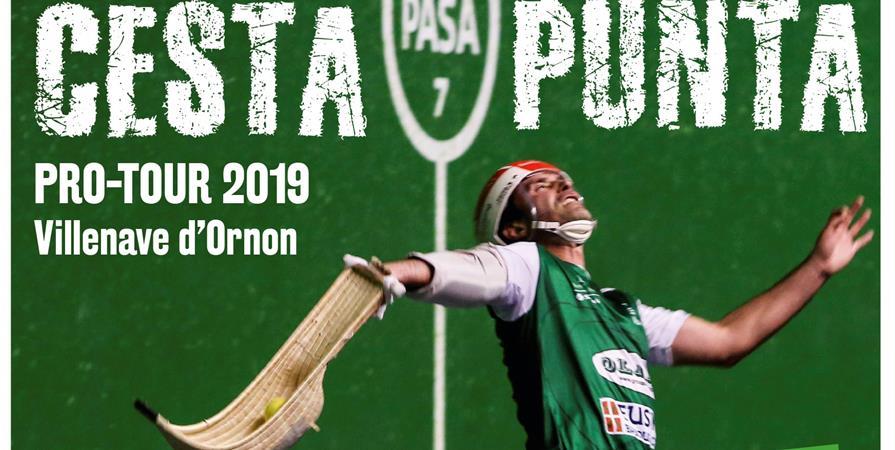 FINALE CESTA PUNTA PRO TOUR 2019 - SAMEDI  16 NOVEMBRE - XISTERA VILLENAVAIS