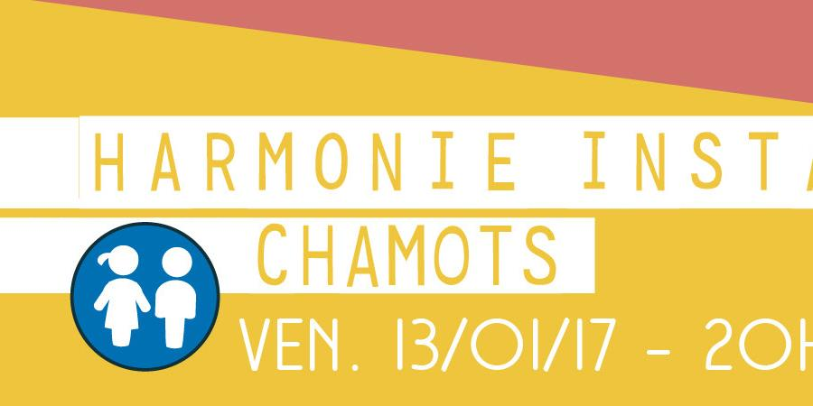 Harmonies instables - Chamots - Brasil Afro Funk