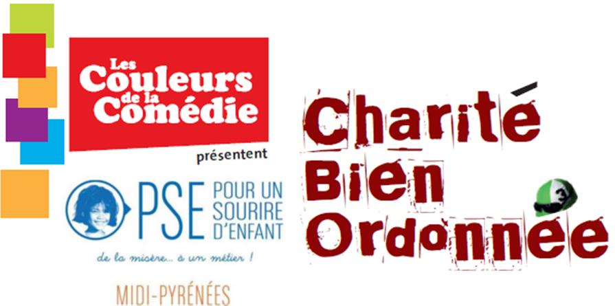 Théâtre Charité bien ordonnée - Pour un sourire d'enfant - Midi Pyrénées