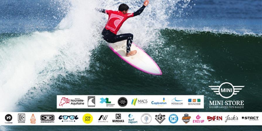 CHAMPIONNATS ESPOIR NOUVELLE-AQUITAINE DE SURF 2018 - Ligue Nouvelle Aquitaine de Surf