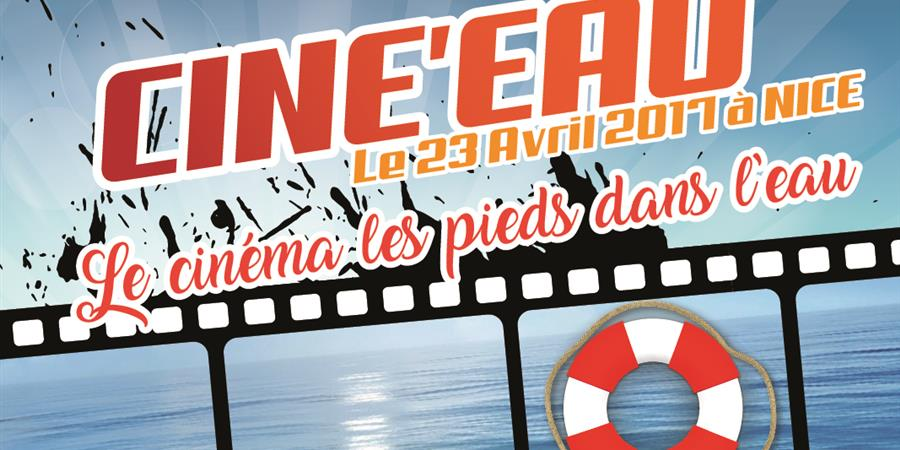 CINE'EAU® 19h00 THE REEF  - Rotaract Nice Baie des Anges