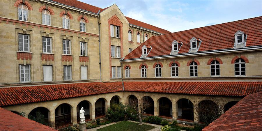 JEP 2019 : visite guidée de la Maison Saint Louis de Beaulieu  - Archimuse-Bordeaux