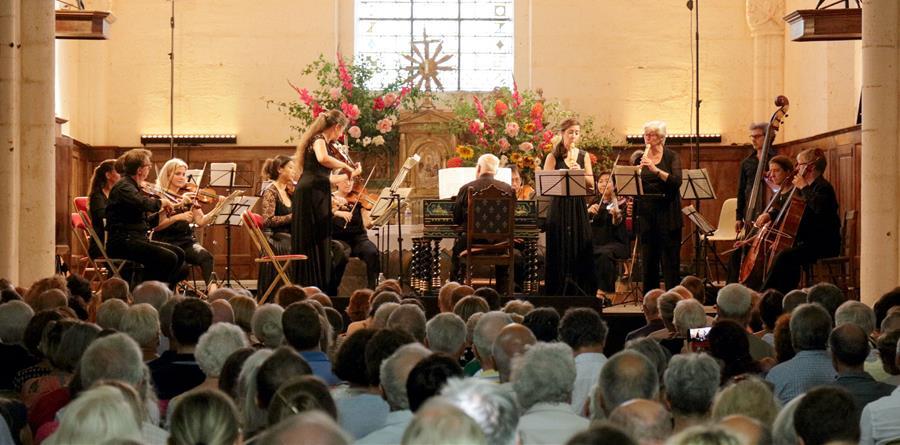 Concert de Clôture - Itinéraire Baroque