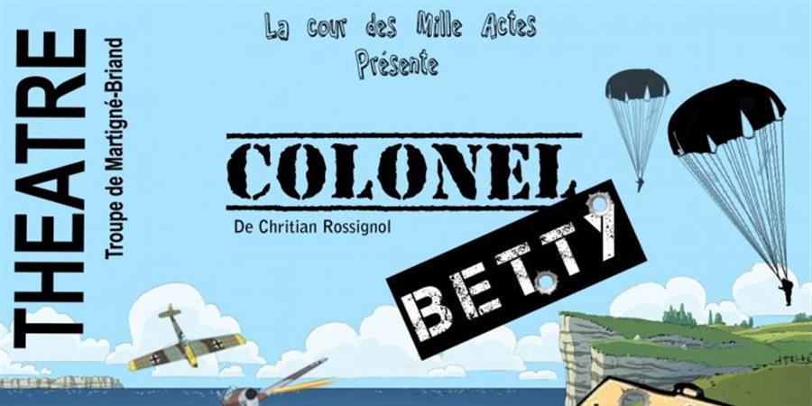 Colonel Betty - CLAP49