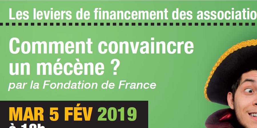 Comment convaincre un mécène? - Saint-Nazaire Associations
