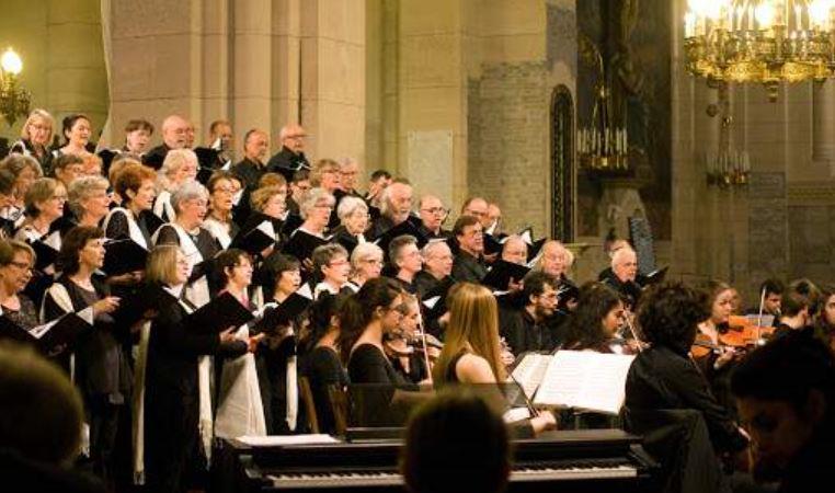 CONCERT - Gloria de Vivaldi et oeuvres de Bizet, Telemann, Strauss - La Forlane